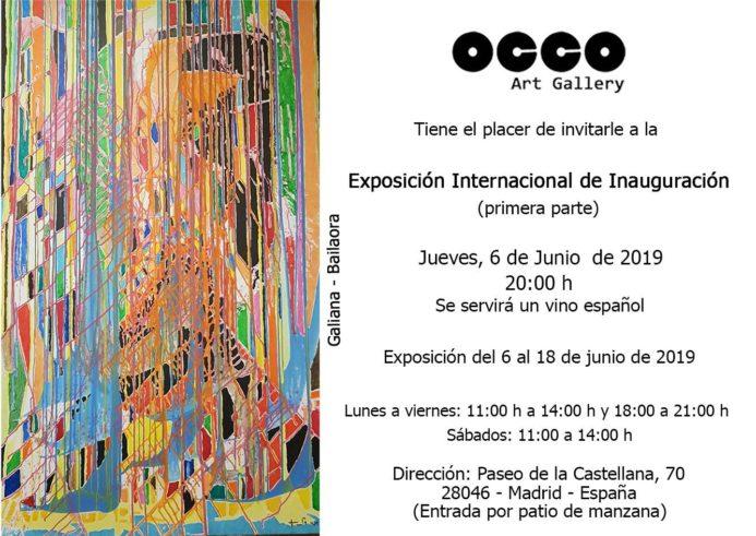 galería de arte, art gallery, contemporary art, arte, art, exposición de arte, exposiciones de arte, pintura, escultura, fotografía, Madrid