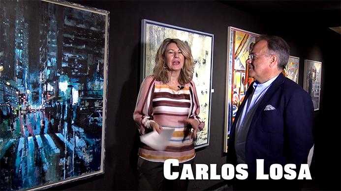 Entrevista al artista internacional Carlos Losa