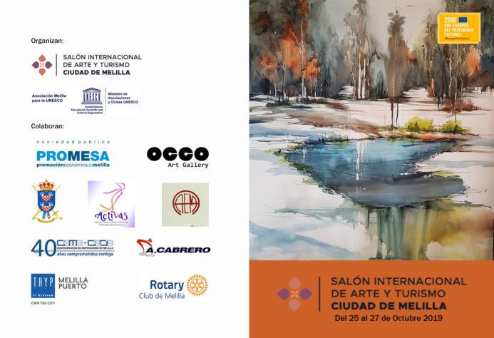 3ª edición del SALÓN INTERNACIONAL DE ARTE CONTEMPORÁNEO DE MELILLA