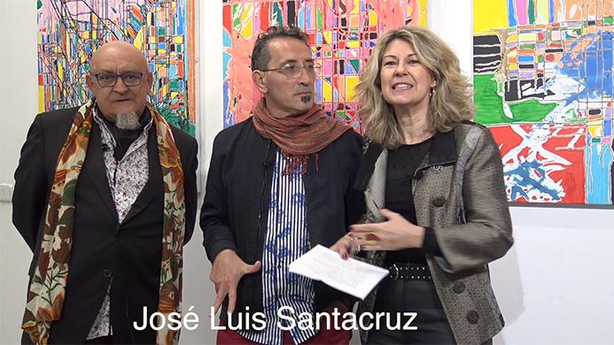 Entrevista a José Luis Santacruz