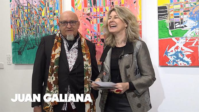 Entrevista al artista Juan Galiana