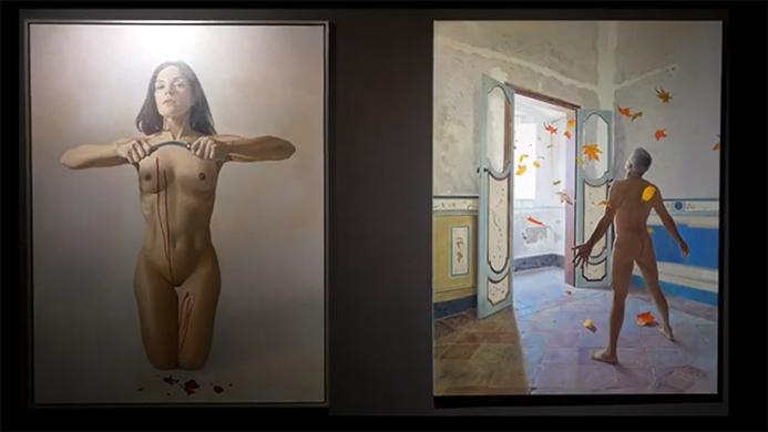 INAUGURACIÓN DE LA EXPOSICIÓN MOMENTOS en OCCO Art Gallery