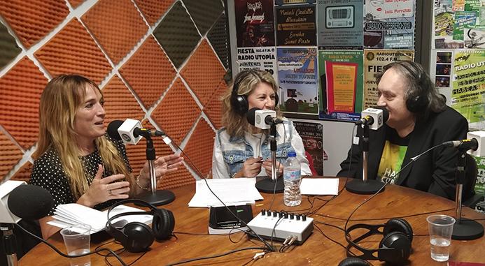 Entrevista a Virginia Sofía de Biasio
