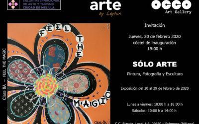 Exposición SÓLO ARTE