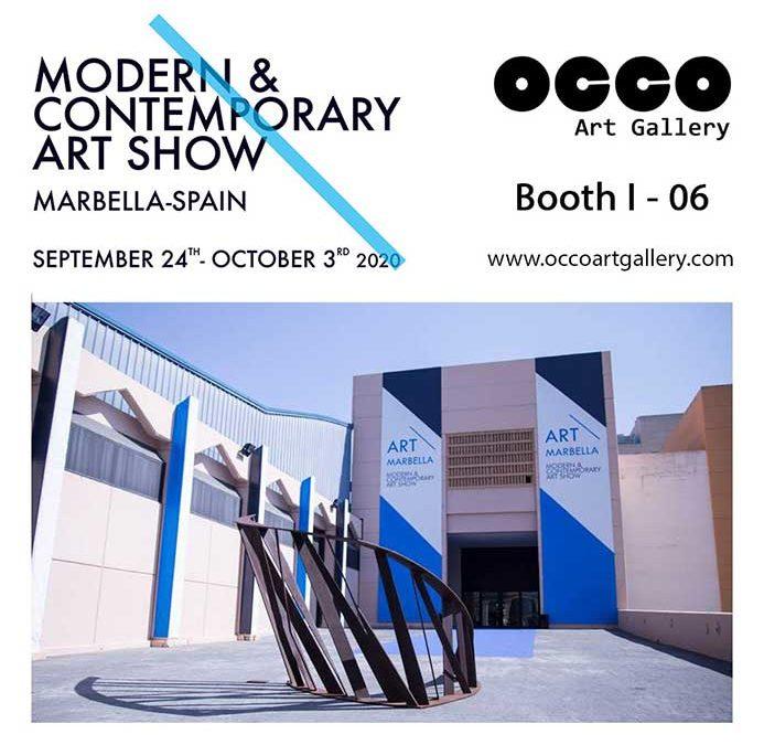 Art Marbella 2020, próxima cita para OCCO Art Gallery
