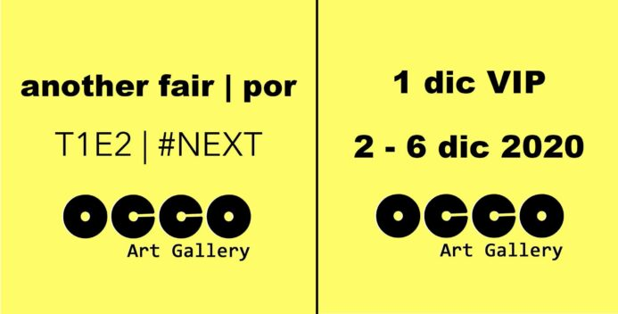 OCCO Art Gallery participa en Another Fair, feria virtual de arte contemporáneo