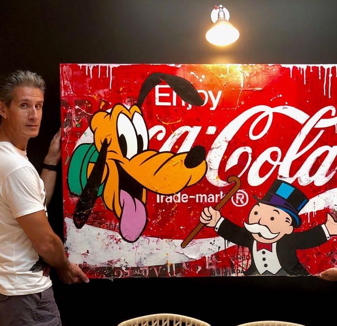 OCCO Art Gallery participa en Another Fair con las obras de Javier Melús