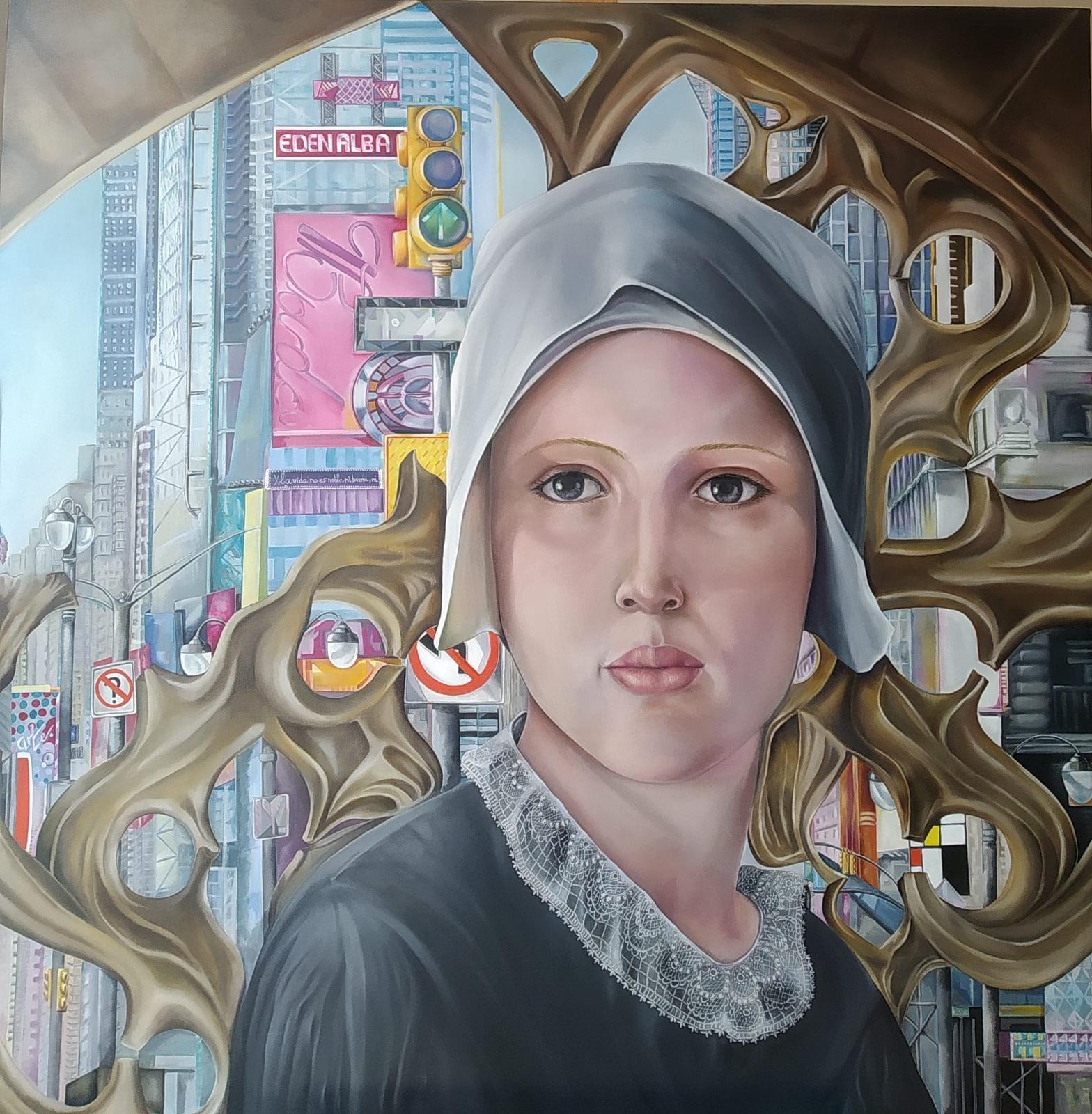 Exposición de Ángela Valdés en OCCO Art Gallery