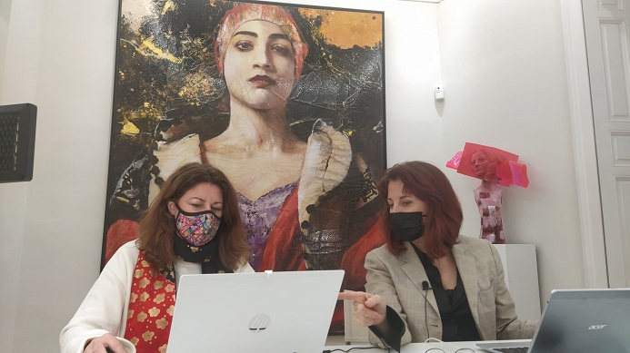 OCCO Art Magazine, programa 2. Entrevista a Angel López Soto.