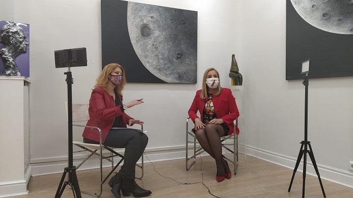 OCCO Art Magazine, programa 5. Entrevista a Emilia Zaballos