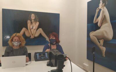 OCCO Art Magazine – Programa 10 – Entrevista a Carlos Villarrubia.