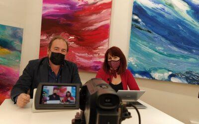 OCCO Art Magazine, programa 9. Entrevista a Elena Ferrández