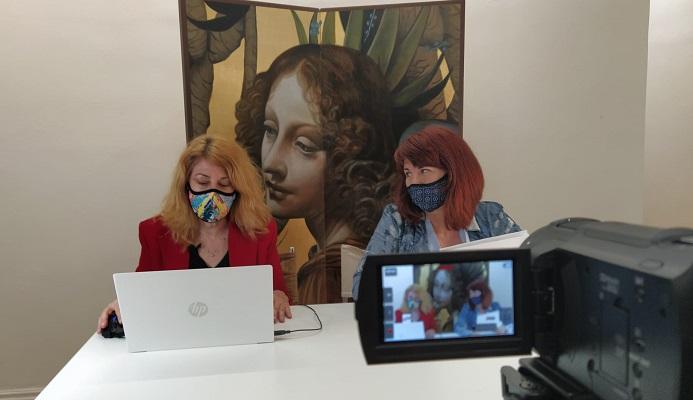 OCCO Art Magazine – Programa 8. Entrevista a Rocío Díaz