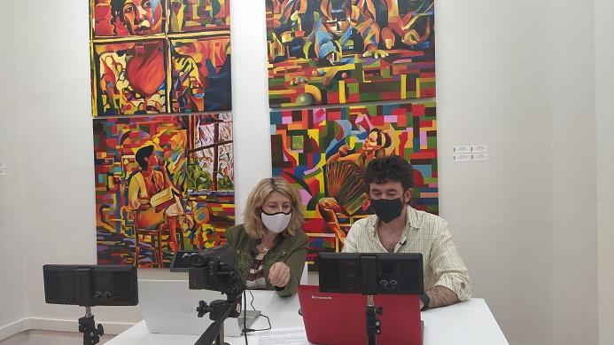 Al ritmo de Madrid – Programa 18 – América y Madrid. Entrevistas a Juan Erasmo Mochi e Isabel Soto.