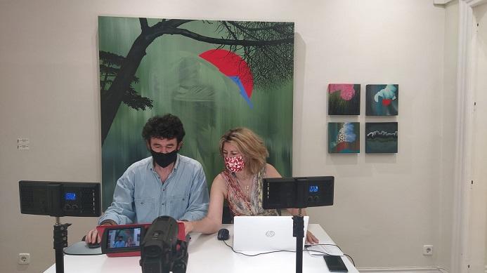 Al ritmo de Madrid – Programa 23  –  Entrevista a Paco Ortega