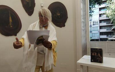 Presentación del libro de Antonino Nieto Rodríguez
